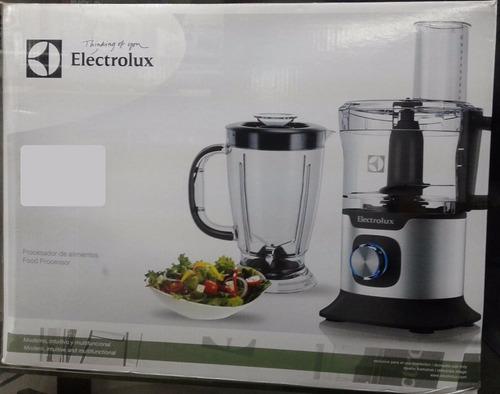 procesador de alimentos+licuadora electrolux nuevos