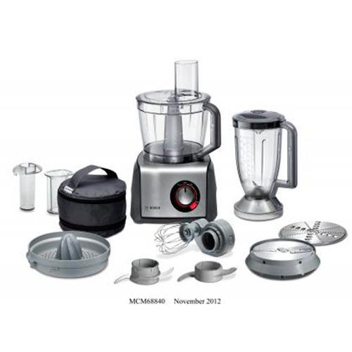 procesador de alimentos multitalent6 bosch mcm68840 1250w