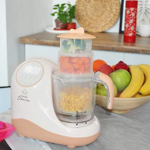 procesador de alimentos para bebes 8 en 1 touch
