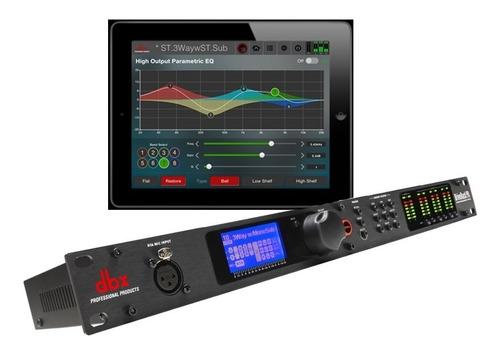 procesador de audio dbx driverack pa2 drpa2 envio gratis!