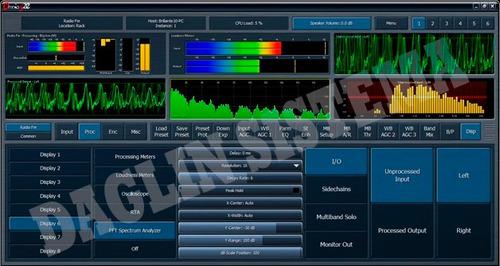 procesador de audio omnia 9xe (software)