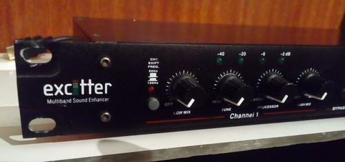 procesador de efectos skp excitter ii...