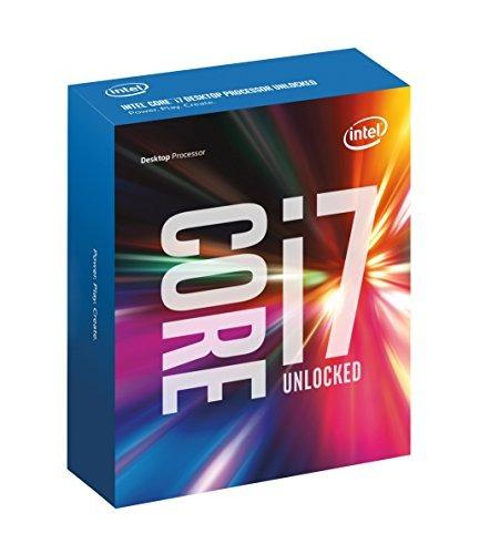 procesador de escritorio intel core i7 6700k 4.00 ghz
