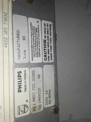 procesador de imagen msp philips