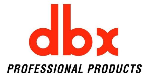 procesador digital driverack / dbx pa2