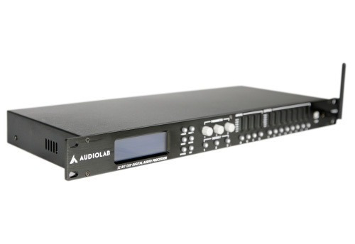 procesador digital wireless audiolab dsp-4800w 4 x 8