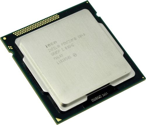 procesador dual core g840 2.8 ghz  - socket 1155 c/garantìa