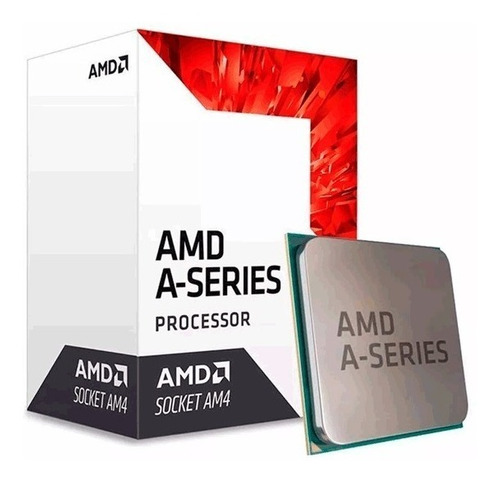 procesador gamer amd a6 9500 3.4 ghz 65w am4 video radeon r5