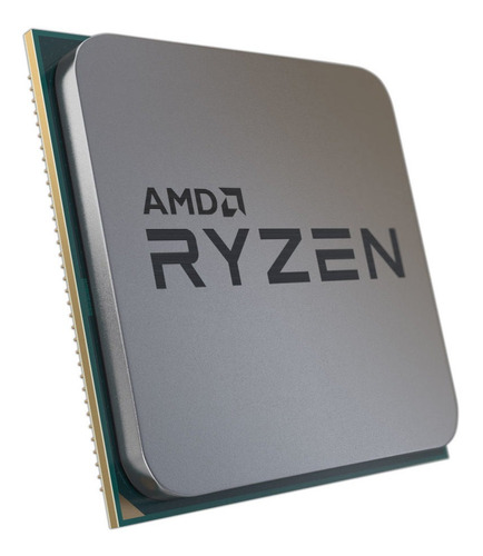 procesador gamer amd ryzen 5 3600x 100-100000022box 4,4 ghz