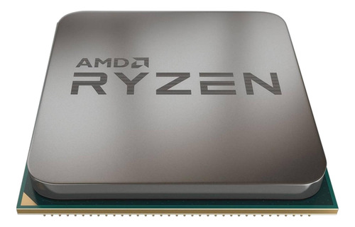 procesador gamer amd ryzen 5 3600xt 100-100000281box 6 nucle