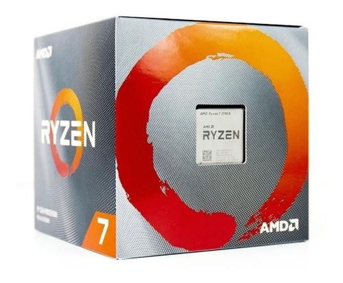 procesador gamer amd ryzen 7 3700x 100-100000071box 4,4 ghz