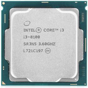 Procesador Gamer Intel Core I3-8100 Cm8068403377308 De 4 Núcleos Y 3.6ghz De Frecuencia Con Gráfica Integrada