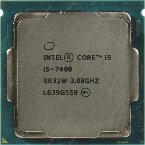 procesador i5-7400 7tha generación en caja nuevo