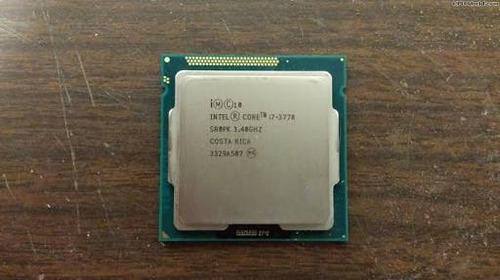 procesador i7 3770 cache 8mb 3.4ghz
