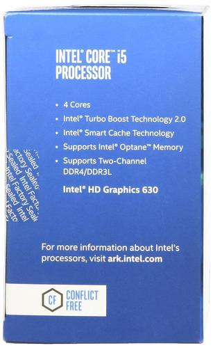 procesador intel bx80677i57500t 7 ª generación intel core i5