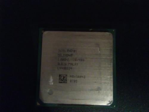 procesador intel celeron 1.8 ghz