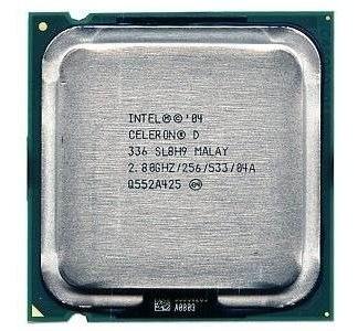 procesador intel celeron d 336 a 2.8 ghz sl98w socket lga775