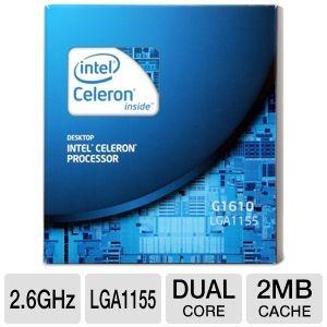 procesador intel celeron g1610 2.6 ghz dual core (gadroves)