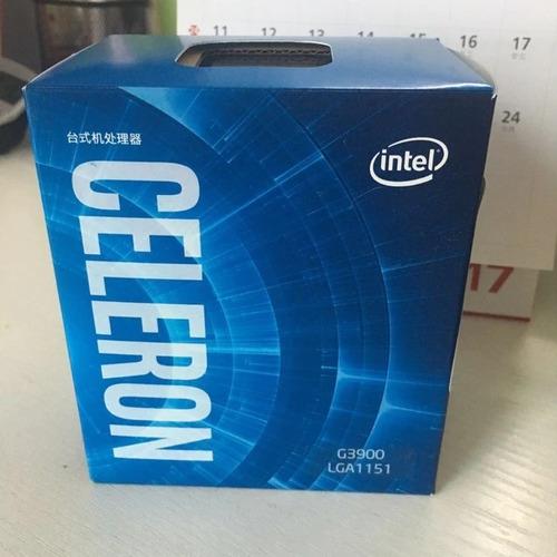 procesador intel celeron g3900 lga1151 2.8ghz cache 2m