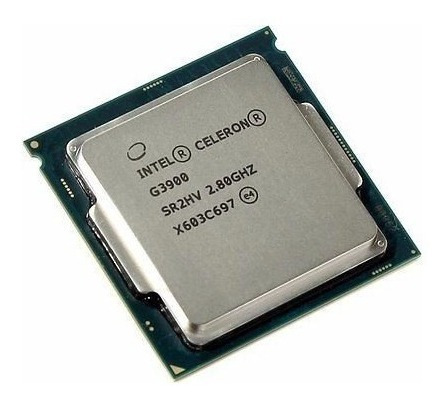 procesador intel celeron g3930 2.9 ghz socket 1151 100% new
