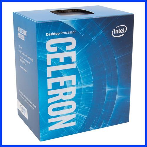 procesador intel celeron g3930 2.9ghz lga 1151 100% original