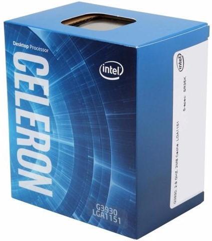 procesador intel celeron g3930 lga1151 2.90ghz 2mb dual core