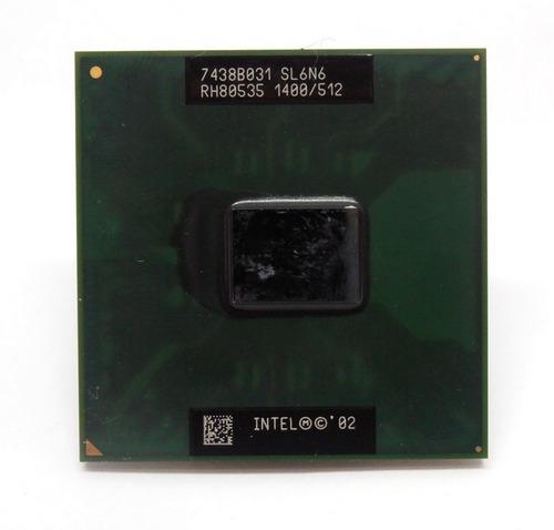 procesador intel® celeron® m 330 sl6n6 ipp5