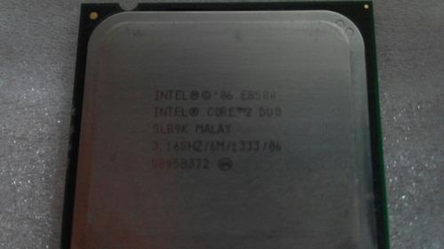 procesador intel core 2 duo 3.166ghz