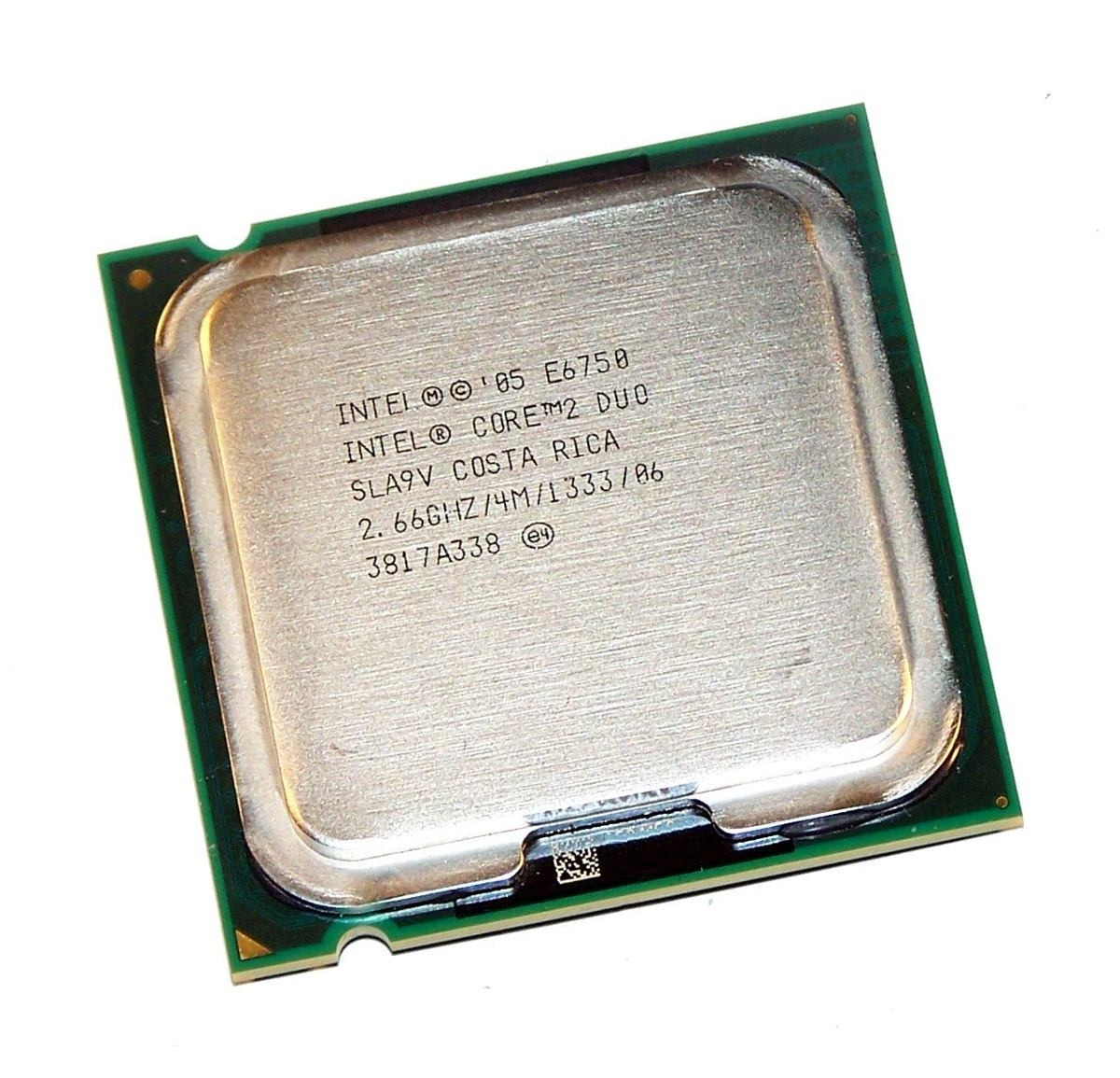INTEL CORE DUO E6750 DRIVER PC