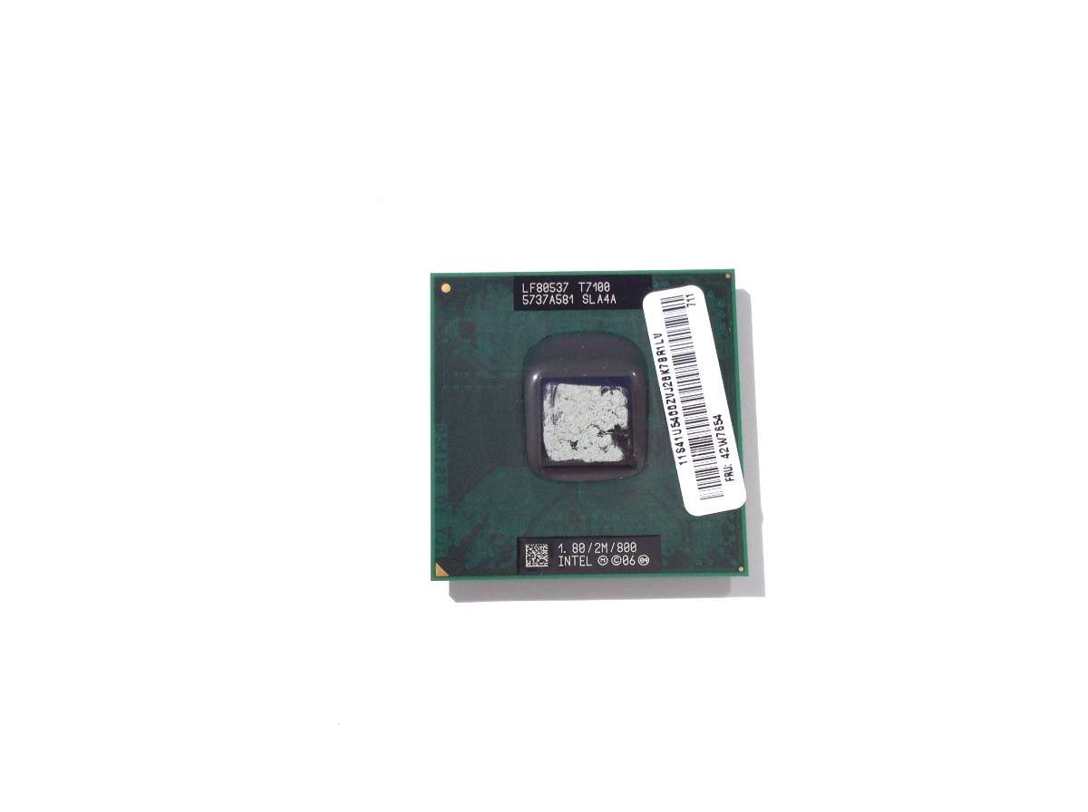 INTEL CORE 2 DUO T7100 DESCARGAR CONTROLADOR