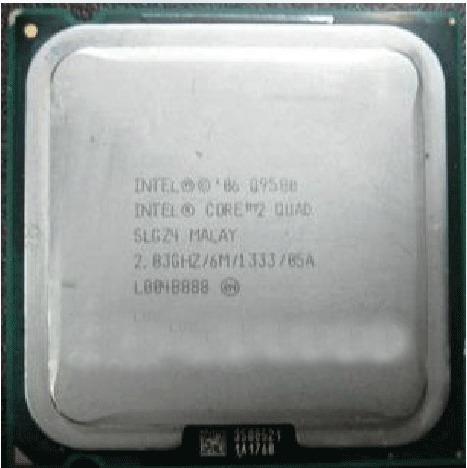 procesador intel core 2 quad q9500 2.83ghz envio gratis 775