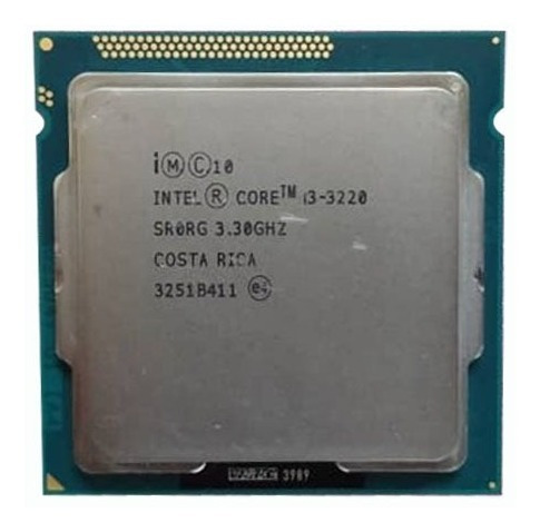 procesador intel core i3 3220 / 1155