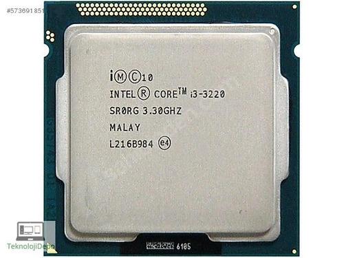 procesador intel core i3 3220 3.30 ghz socket lga1155 tienda