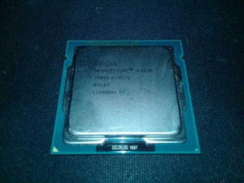 procesador intel core i3-3220 socket 1155