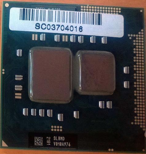 procesador intel core i3 330m solo para laptop 100%operativo