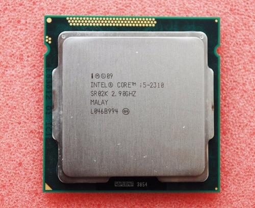 procesador intel core i5 2310 + cooler quad 3.20ghz 6mb 1155