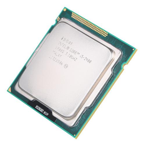 procesador intel core i5-2400 de cuatro núcleos 3.1ghz 6mb