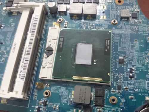 procesador ( intel core i5 - 2450m ) y placa de laptop hp