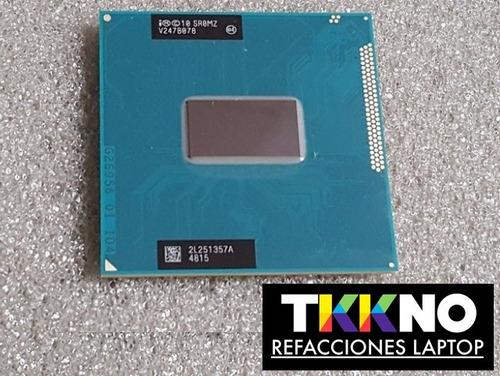 procesador intel core i5-3210m 3.1gh msi alienware laptop