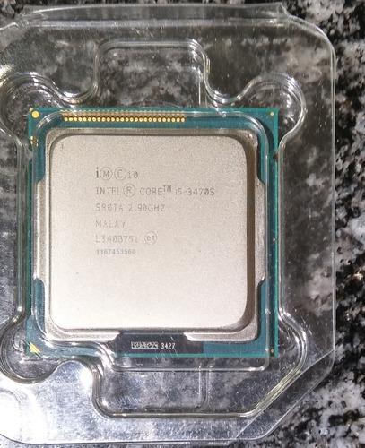 procesador intel core i5 - 3470s - socket 1155