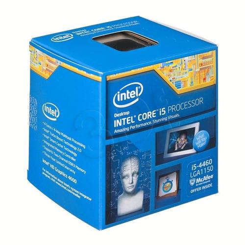 procesador intel core i5-4460 4-core 3.10ghz 6mb lga1150
