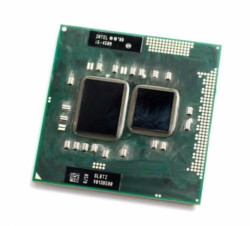 procesador intel core i5 450m 2.40 ghz laptop