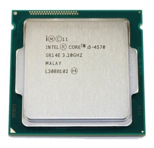 procesador intel core i5 4570 1150 4ta gen. 4 nucleos oem