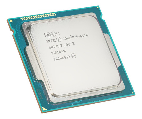 procesador intel core i5-4570 3.2ghz 6mb lga 1150 (usado /