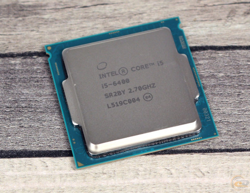 procesador intel core i5 6400 socket 1151 skylake 6ta gen