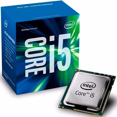 procesador intel core i5 7400 1151 3ghz 7ma gamer nuevo