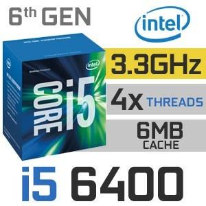 procesador intel core i5 7400 3.5ghz 6mb lga1151 65w