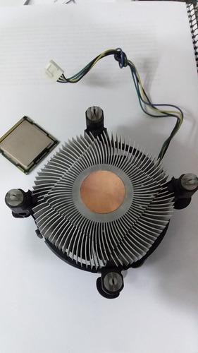 procesador intel® core i5-750 lga 1156-usado + fan cooler.