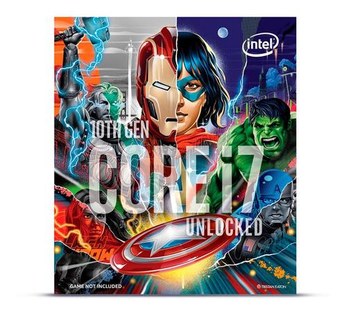 procesador intel core i7 10700k comet 8core 3.8 ghz lga 1200