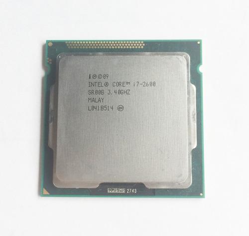 procesador intel core i7 2da gen 1155 sin cooler